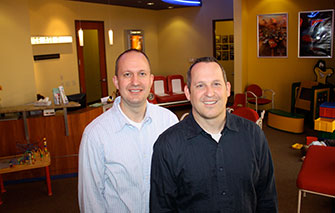 Dr. Johnson and Schow at the Pediatric Dentist Office in Casa Grande, Mesa and Chandler, AZ